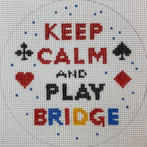 Keep Calm and Play Bridge